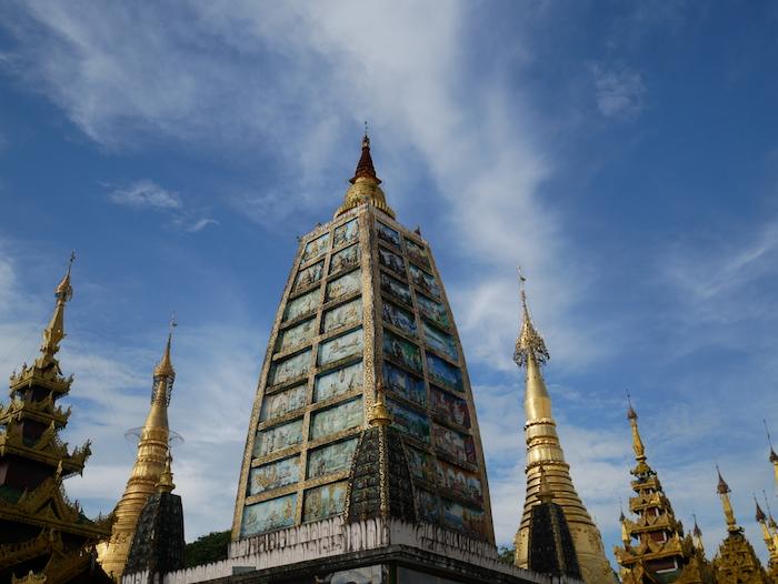 Quels temples visiter en Birmanie ?