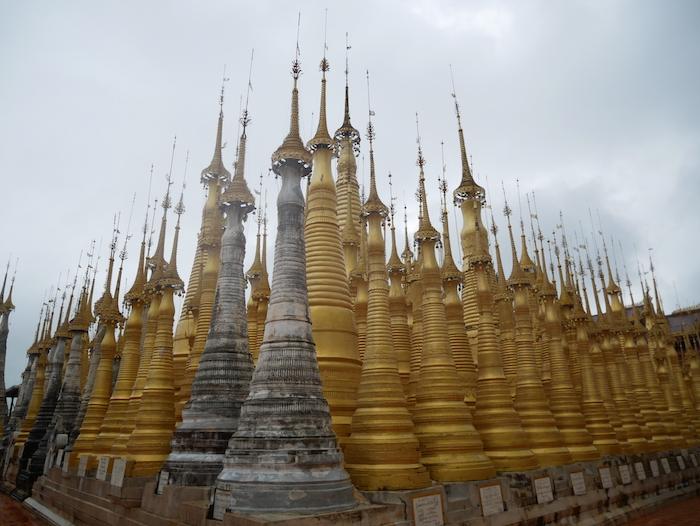 Où découvrir des temples birmans ?