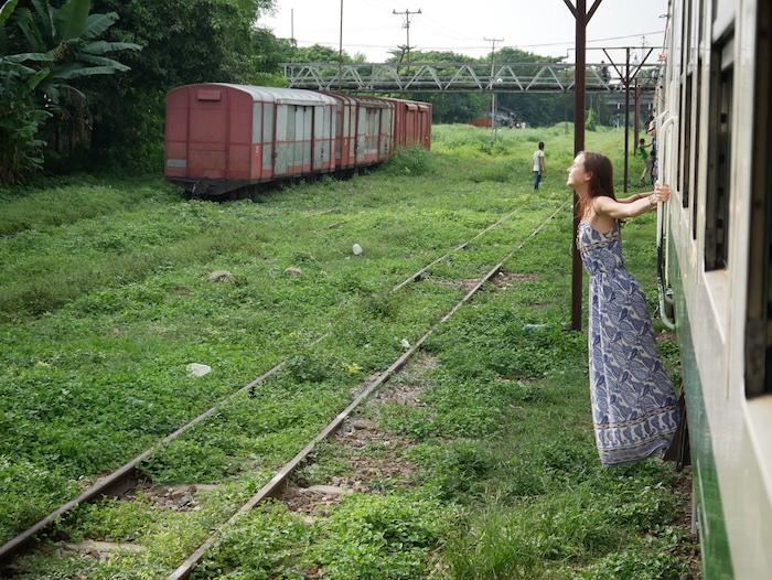 Une occasion de découvrir la capitale birmane autrement !
