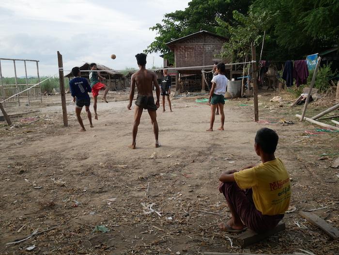 Quel est le sport le plus pratiqué en Birmanie ?