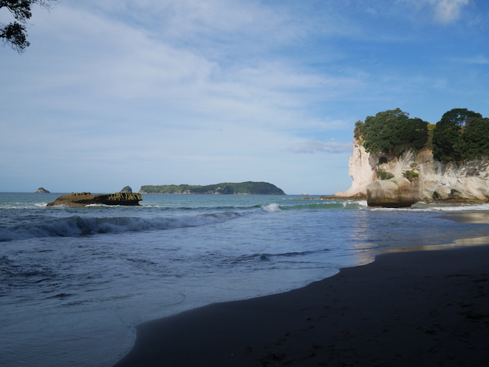 Quand visiter Cathedral Cove ?