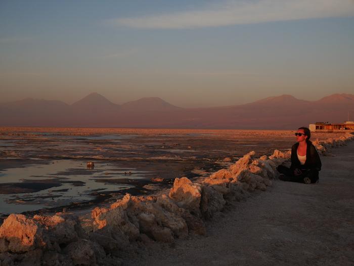 Où se trouve le désert d'Atacama ?