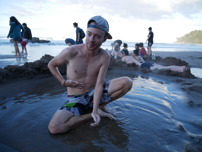Où trouver des sources chaudes en Nouvelle-Zélande ?