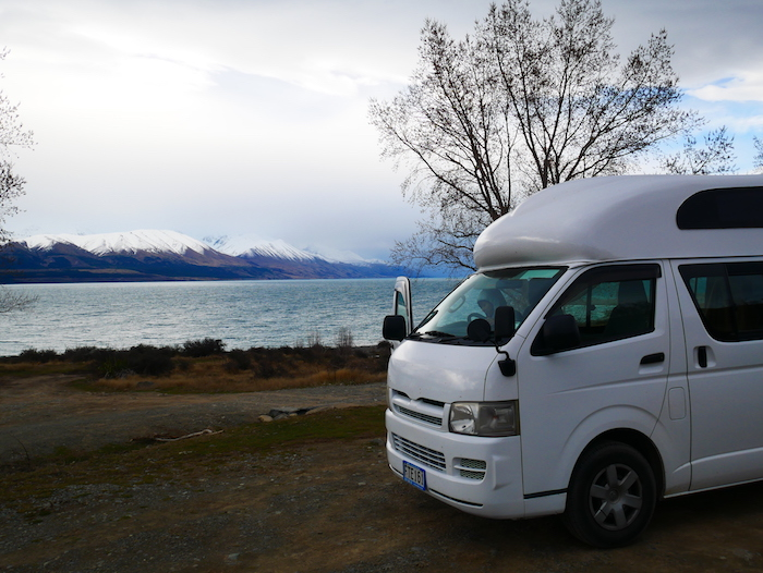 Comment choisir son van en Nouvelle-Zélande ?