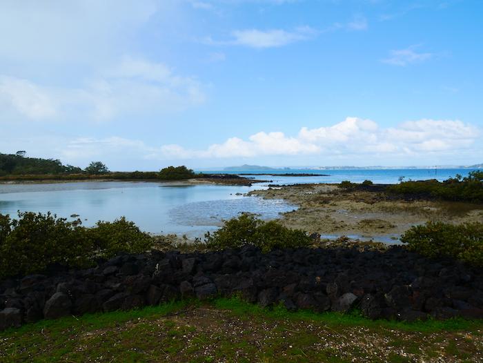 Comment se rendre sur Rangitoto Island ?