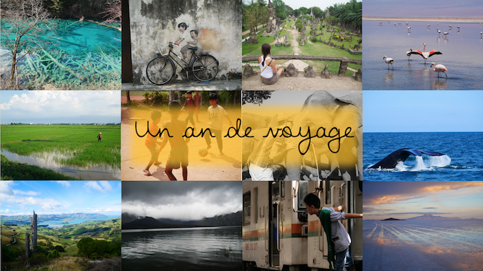Comment organise-t-on un an de voyage ?