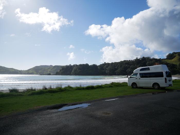 Comment faire pour louer un van en Nouvelle-Zélande ?