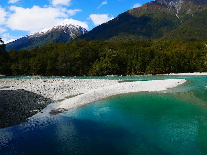 Que faire sur la route des glaciers ?