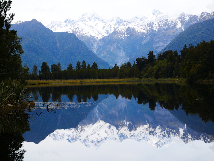 Que faire dans la région des glaciers en Nouvelle-Zélande ?