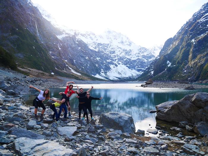 Quelle randonnée faire dans les Fiordland ?