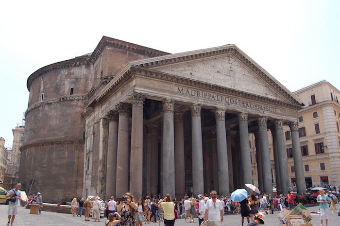 Où faut-il se balader dans Rome ?