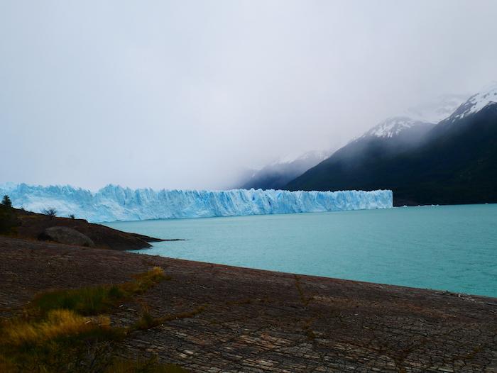 Où est le Perito Moreno ?