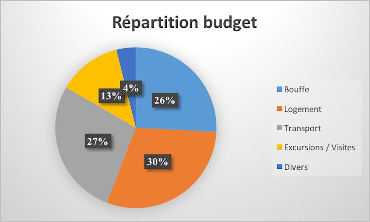 Quel budget prévoir pour partir en Argentine ?