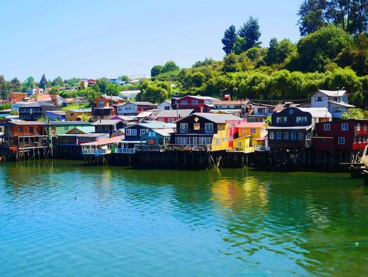 Comment se rendre sur Chiloe ?