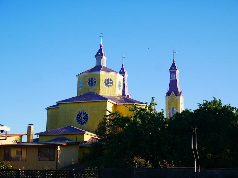 Que visiter à Chiloe ?