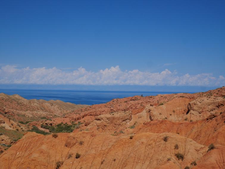 Où voir de magnifiques paysages au Kirghizistan ?