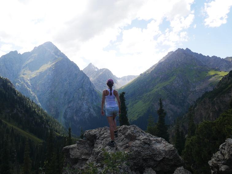 Où aller au Kirghizistan ?