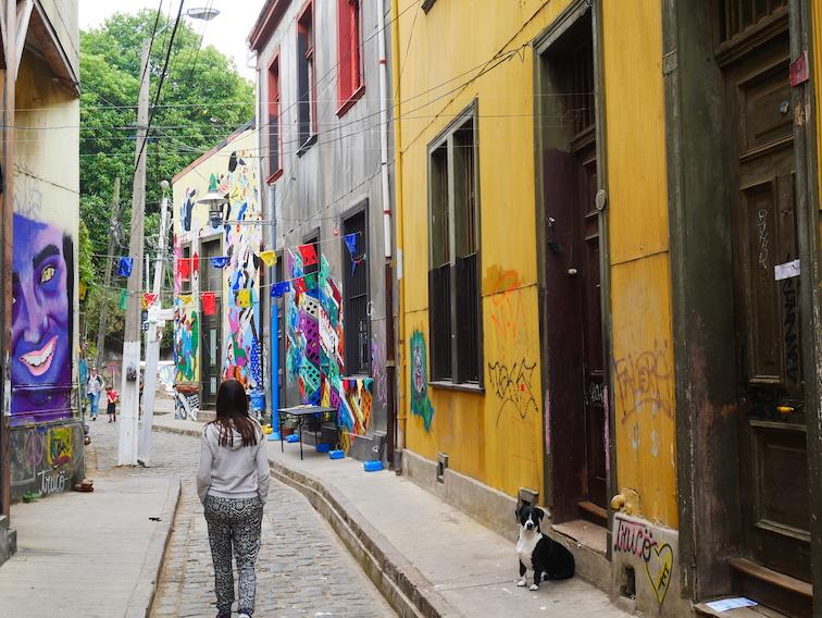 Comment visiter Valparaiso ?