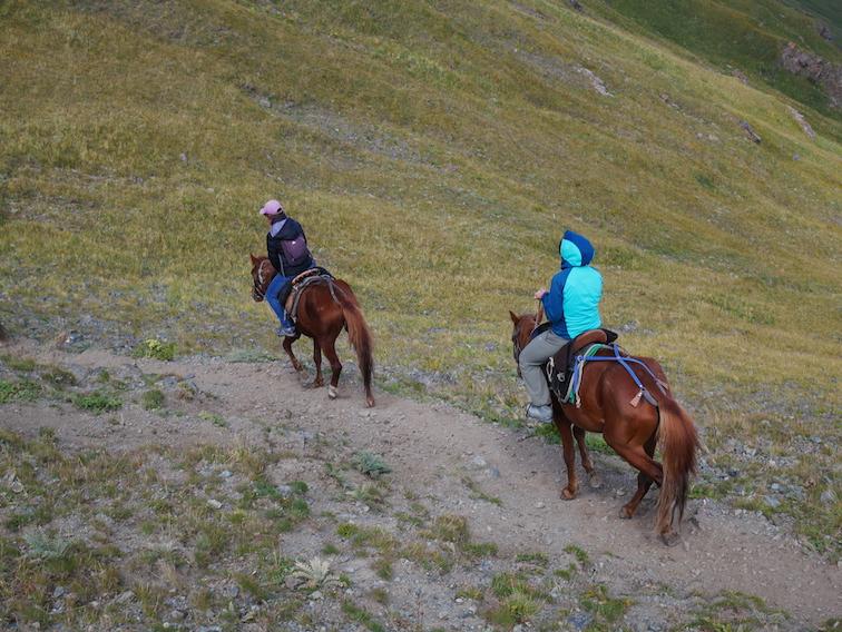 Comment faire du cheval au Kirghizistan ?