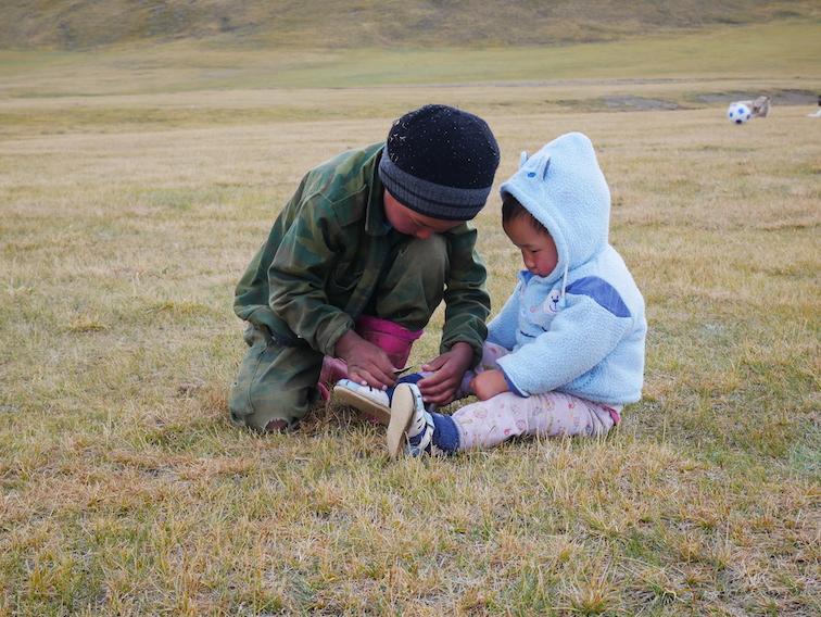 Pourquoi dormir en yourtes au Kirghizistan ?