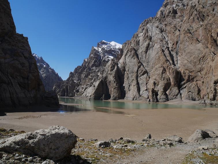 Comment aller au Kirghizistan ?
