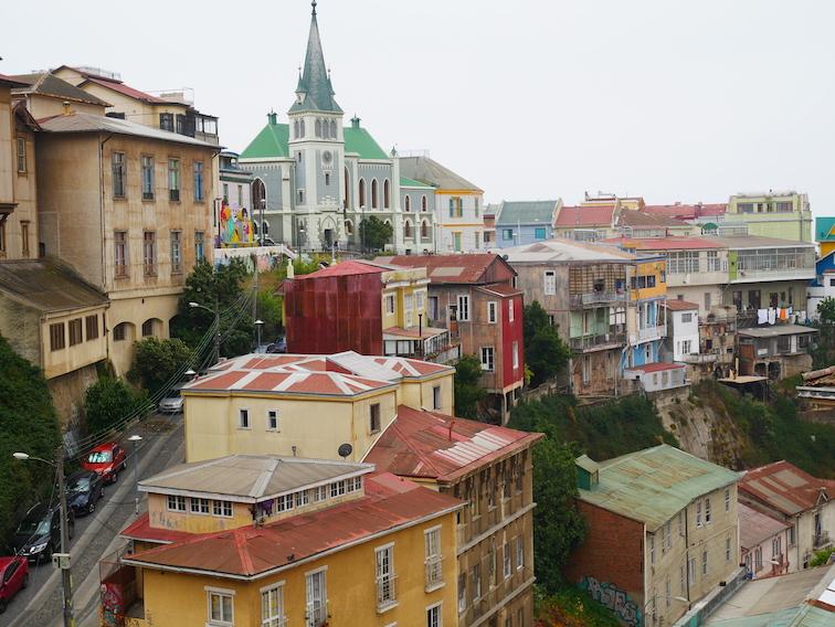 Que faire à Valparaiso ?