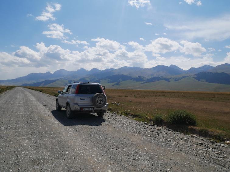 Pourquoi faut-il un permis dans le sud du Kirghizistan ?