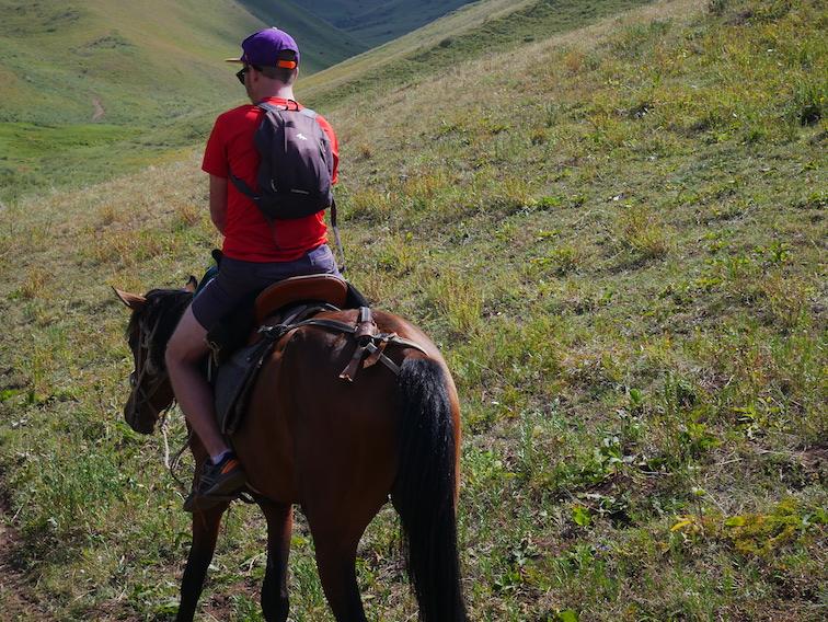 Peut-on faire du cheval au Kirghizistan ?