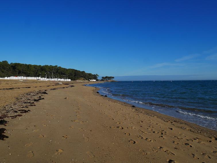 Où se rendre à la plage à Noirmoutier ?