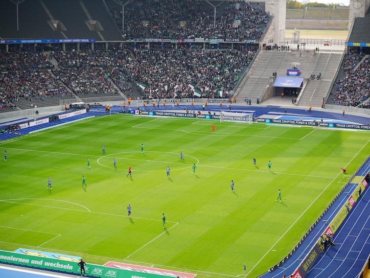 Quelle équipe de football joue dans la capitale allemande ?