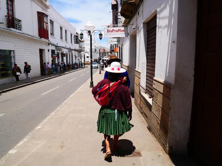 Pourquoi visiter la ville de Sucre ?