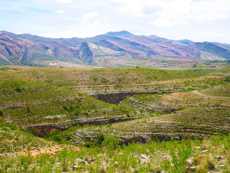 Où voir des canyons en Bolivie ?