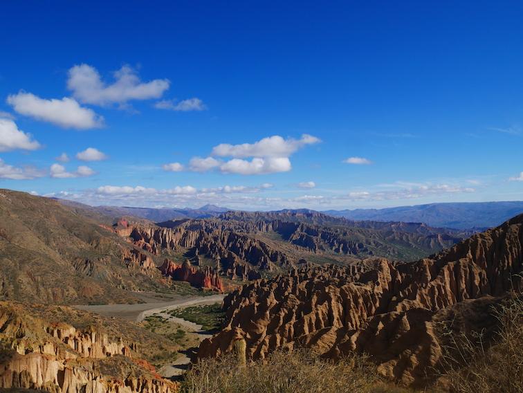 Un canyon dans le Sud Lipez.