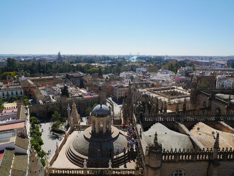 Que faut-il visiter à Sevilla ?