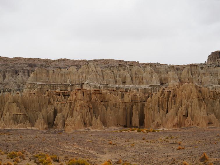 Ciudad del Incanto en Bolivie.