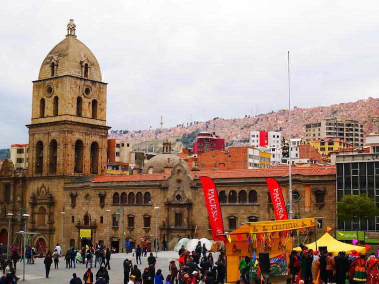 Que faire à La Paz ?
