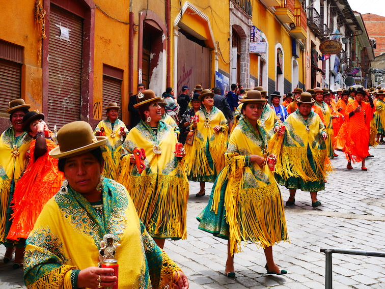 Pourquoi se rendre en Bolivie ?