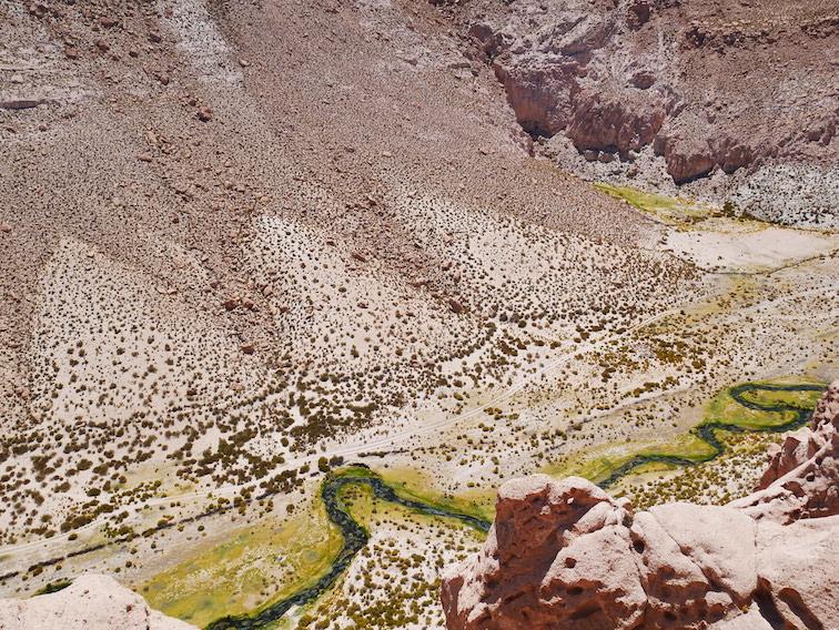 Fleuve Anaconda en Bolivie.