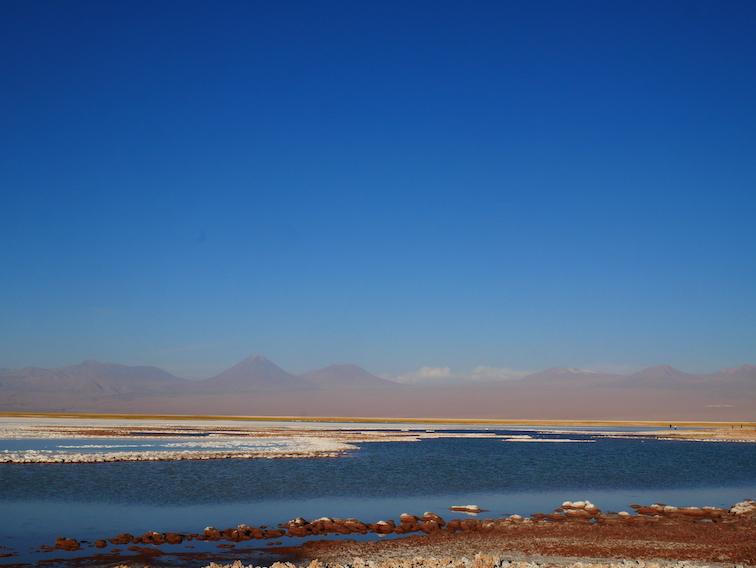 La lagune Tebinquinche.