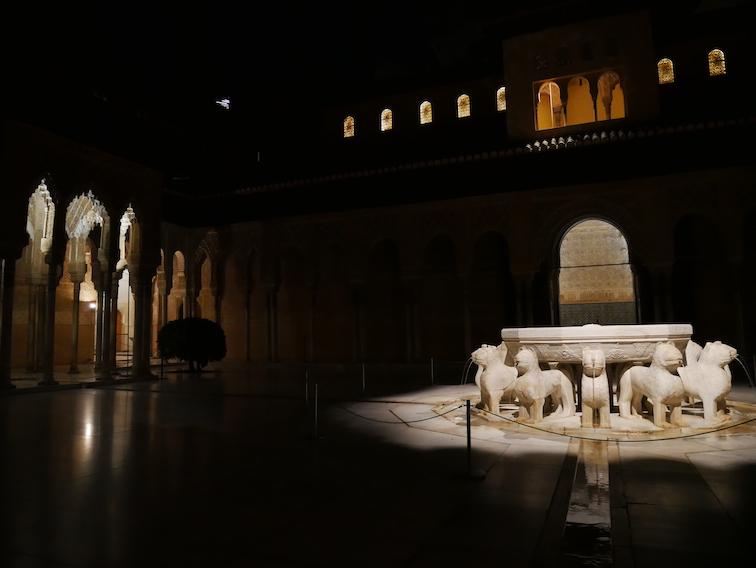 Comment visiter l'Alhambra ?