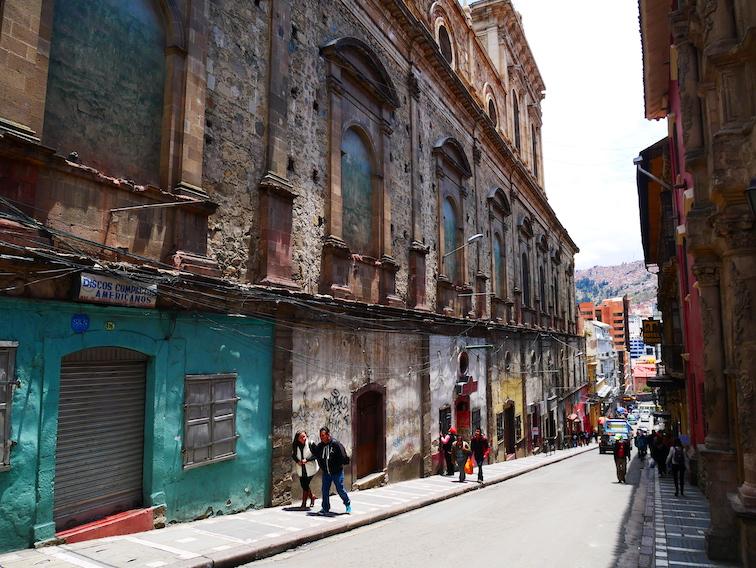 Pourquoi aller à La Paz ?