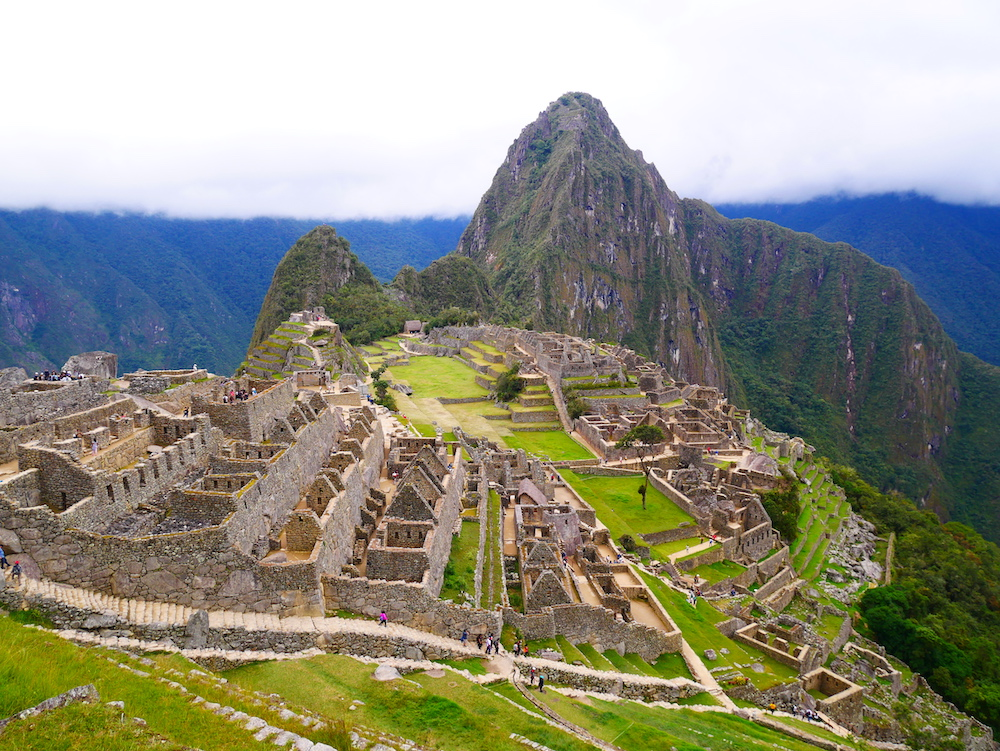 Comment faire pour acheter son billet pour le Machu Picchu ?