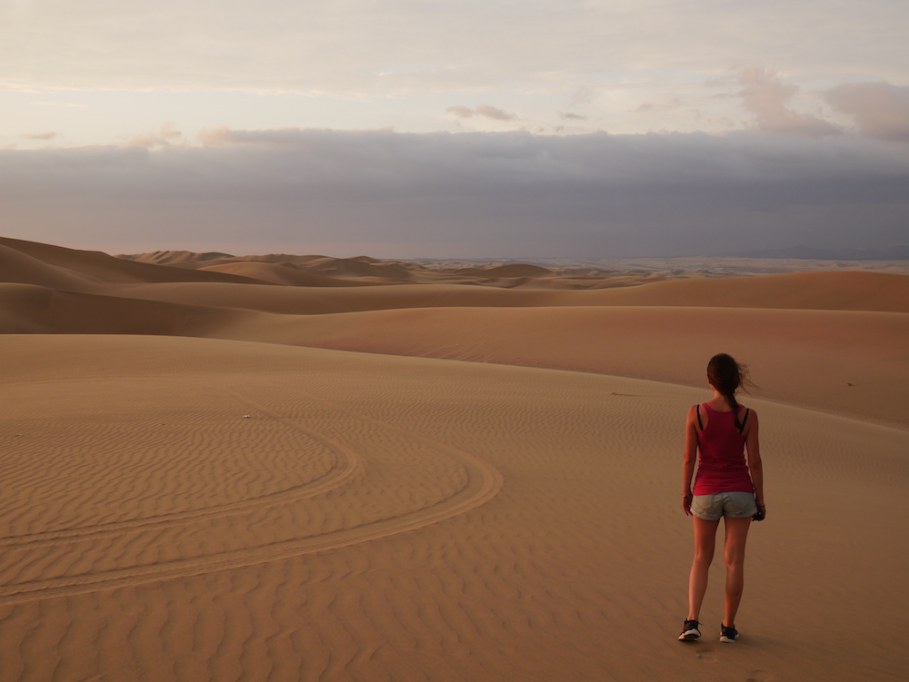 Quand aller faire du buggy au Pérou ?