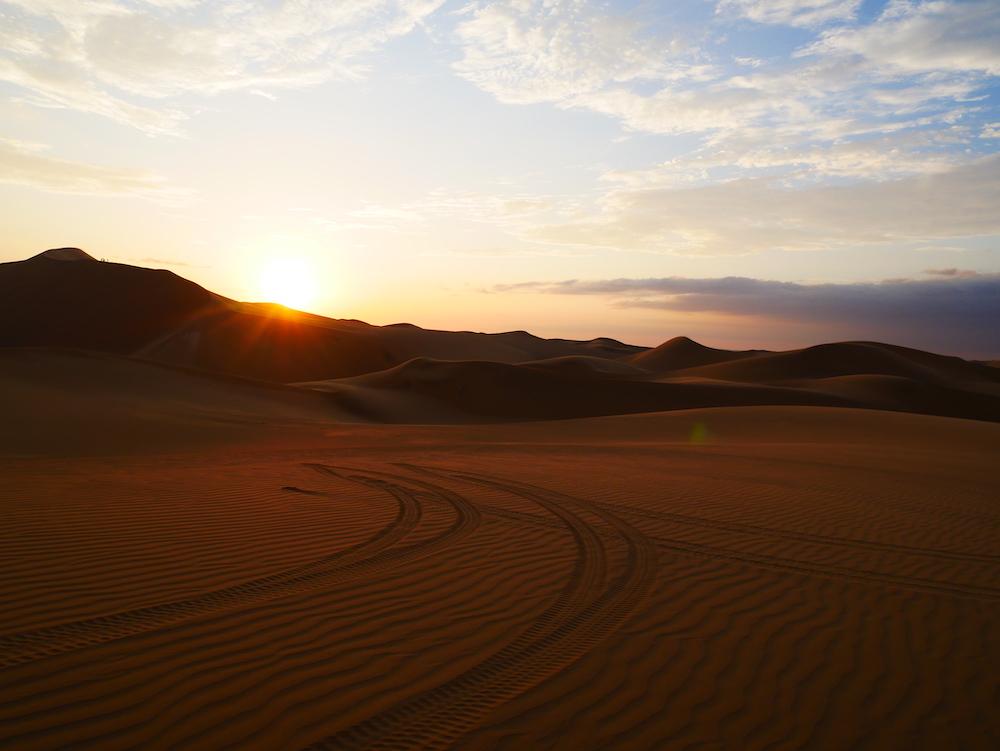 A quelle heure partir en buggy dans les dunes de Huacachina ?