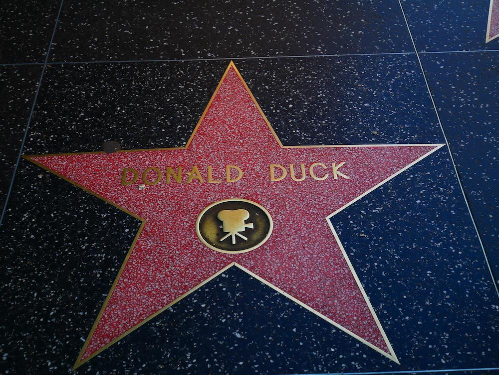 Où se trouvent les étoiles des stars du cinéma ?