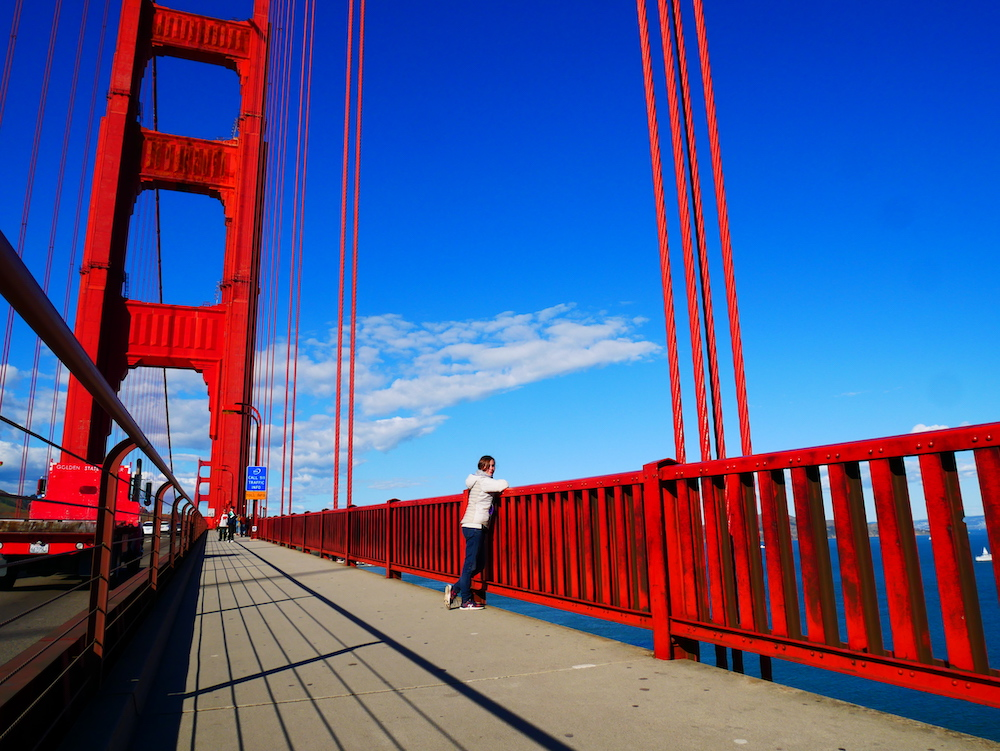 Peut-on traverser le Golden Gate ?