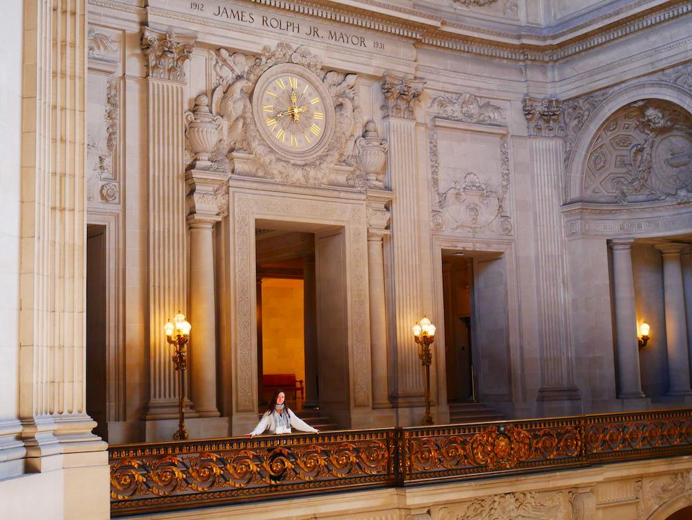 A quoi ressemble la mairie de San Francisco ?