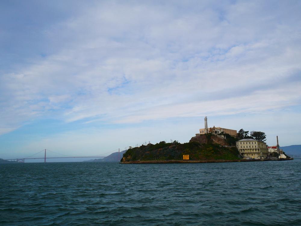 Comment visiter Alcatraz à SF ?