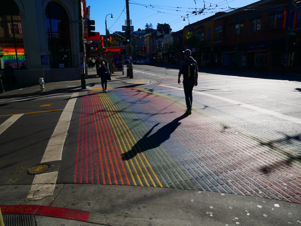San Francisco peut-elle se visiter à pied ?