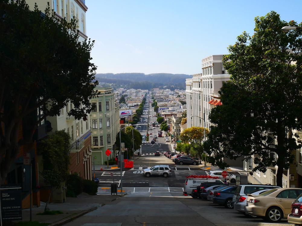 Où se balader à San Francisco.